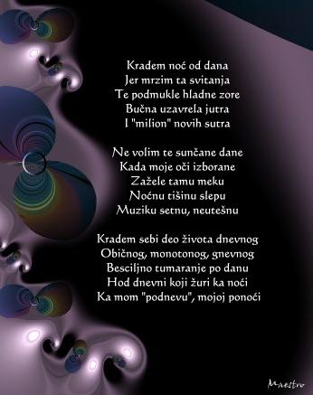Poezija u slikama Lopov